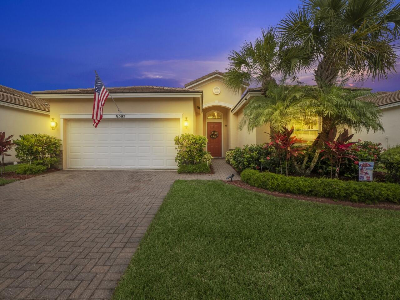 Home for sale in Heritage Oaks At Tradition Port Saint Lucie Florida