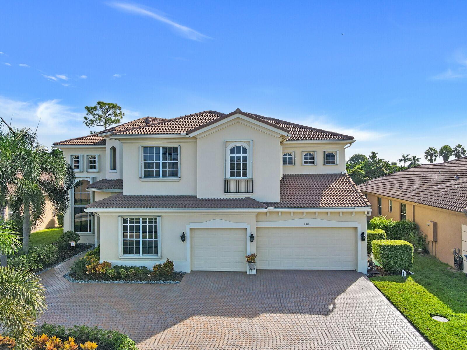 2612 Arbor Lane  Royal Palm Beach, FL 33411