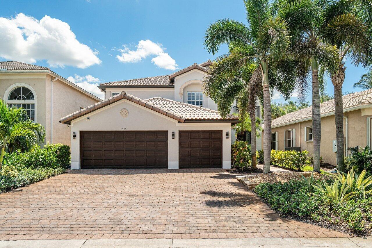 8604 Breezy Oak Way  Boynton Beach, FL 33473