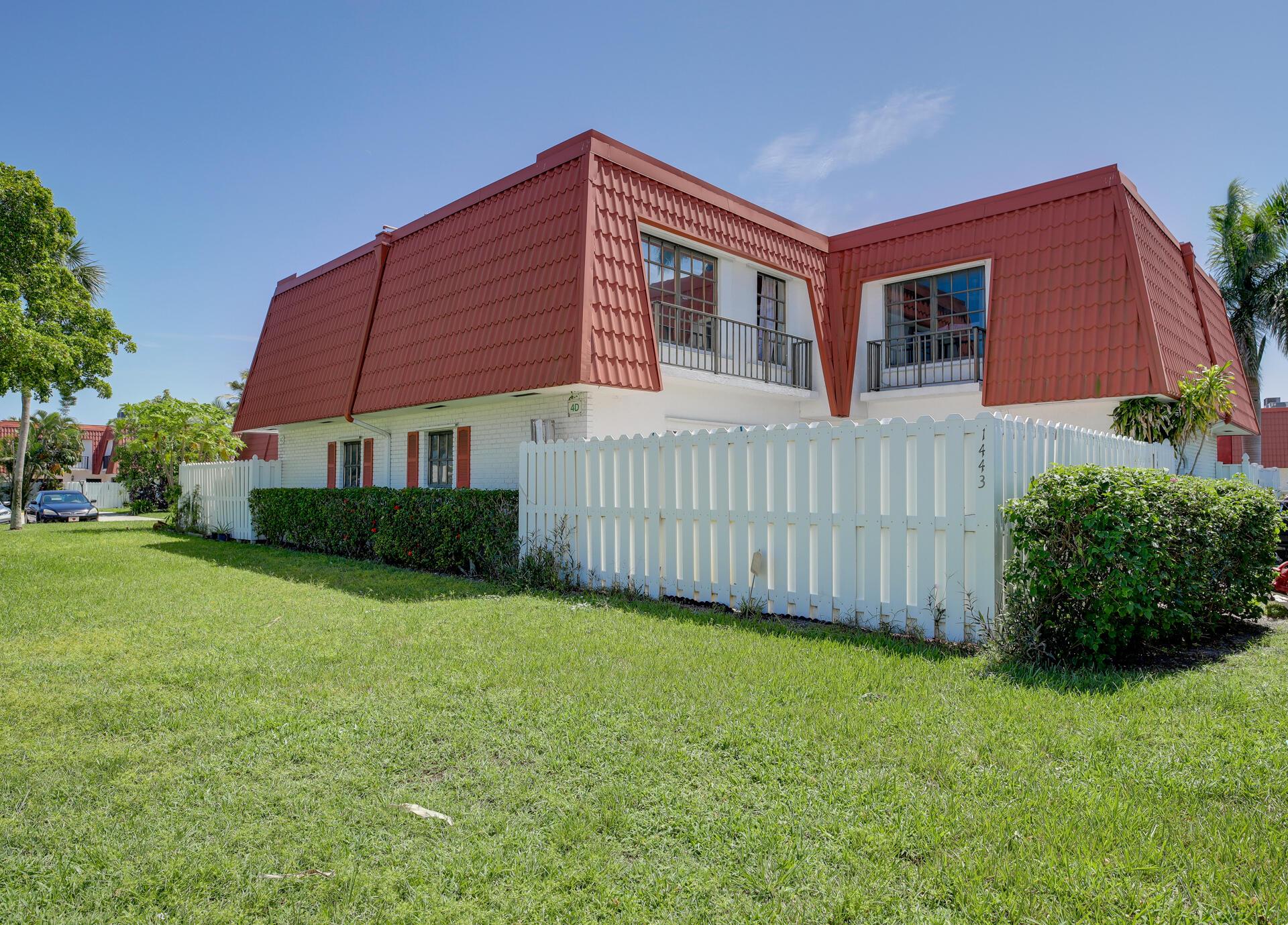 1443  Princeton Lane 4-D For Sale 10745041, FL