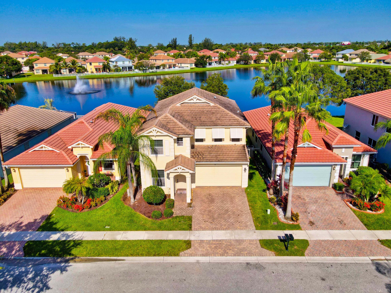 Home for sale in DIAMOND C RANCH POD D Royal Palm Beach Florida