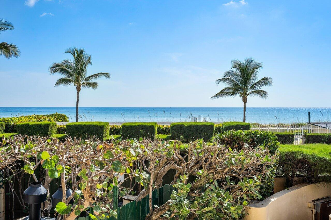 Home for sale in NUMBER ONE NORTH OCEAN CONDO Palm Beach Florida