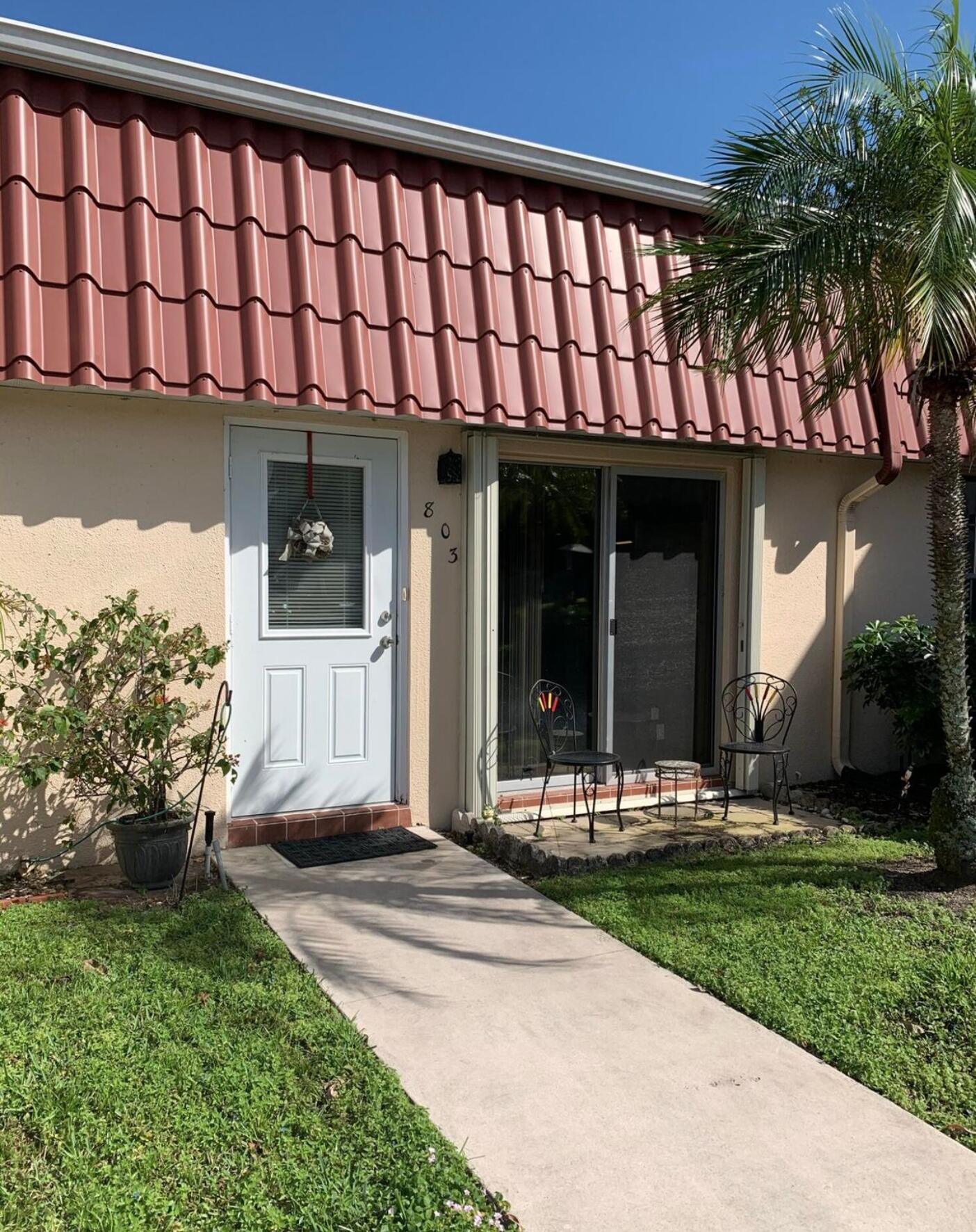 803 Nantucket Circle Lake Worth, FL 33467