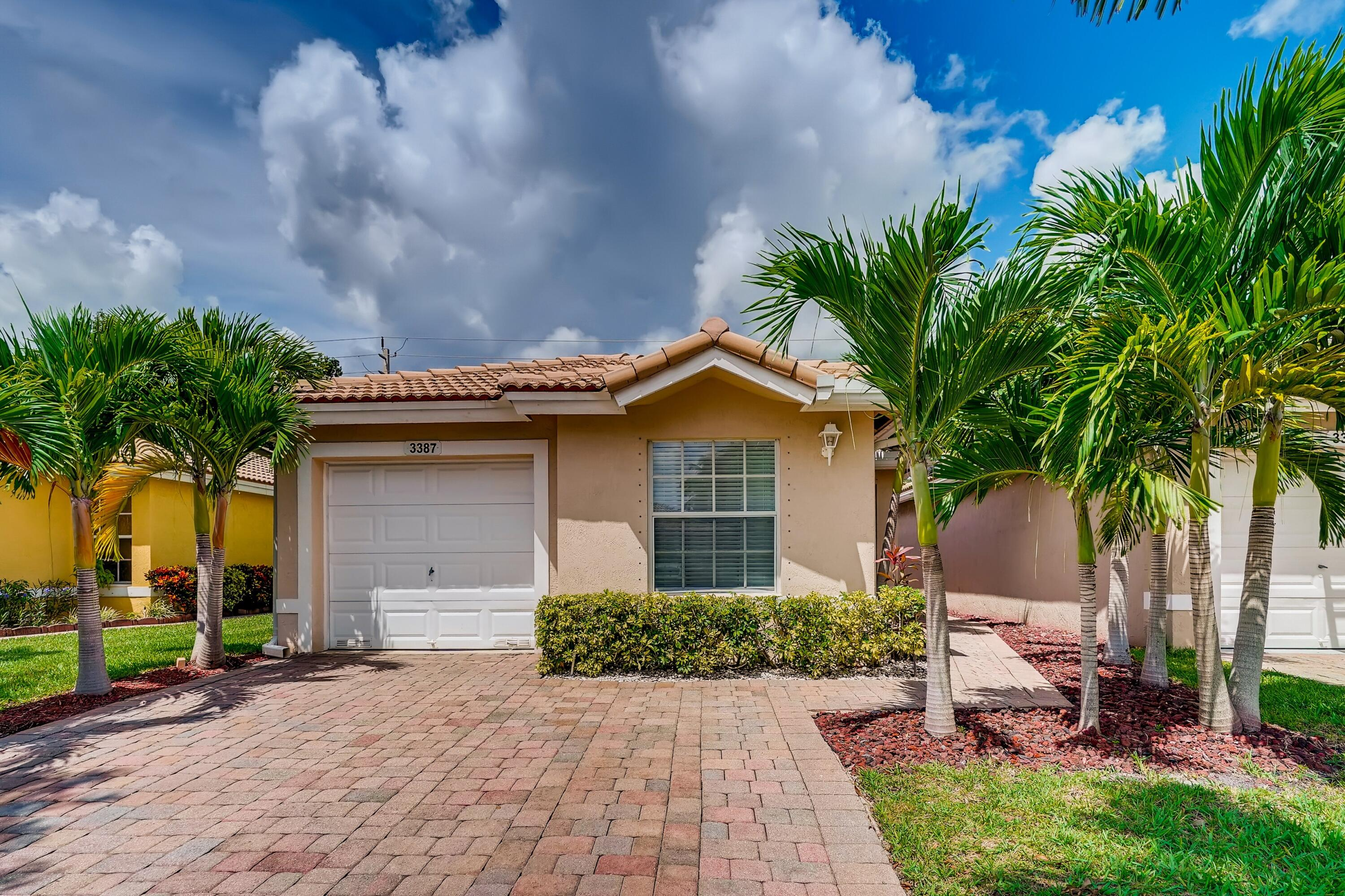 Home for sale in Briar Bay/liberty Bay West Palm Beach Florida