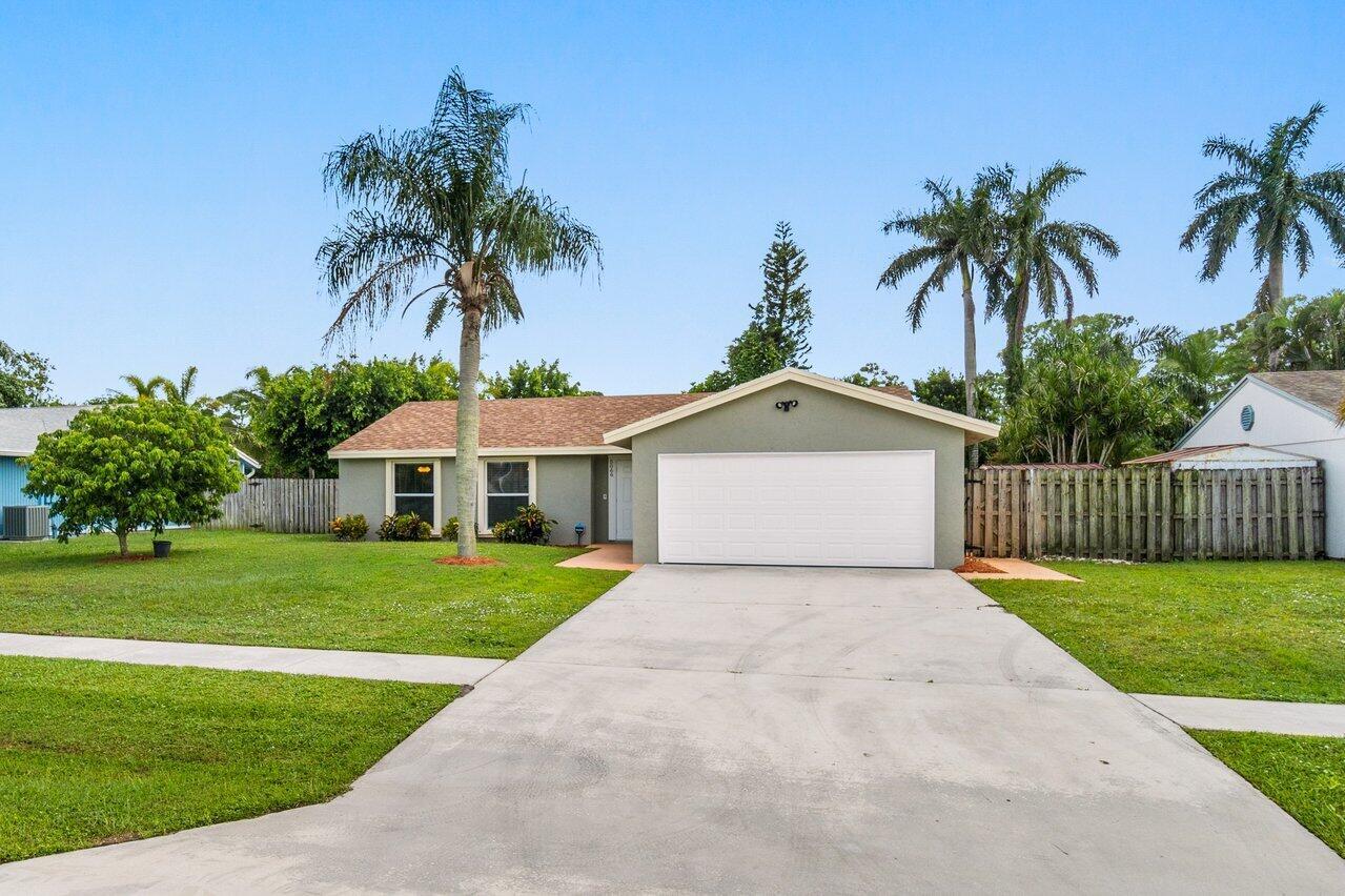 Home for sale in LE CHALET IV-B Boynton Beach Florida