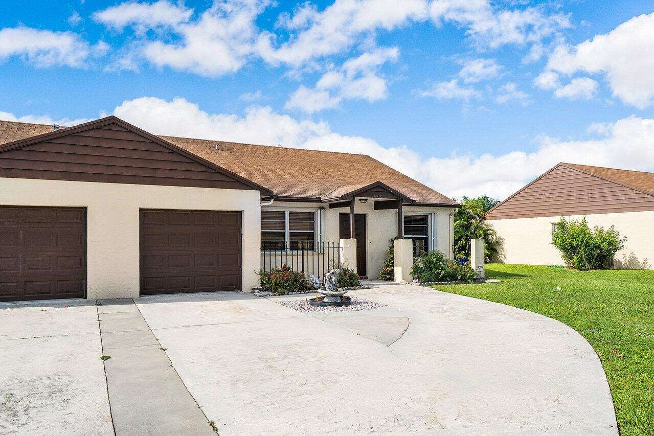 Home for sale in LAKES OF SHERBROOKE PH 6 Lake Worth Florida