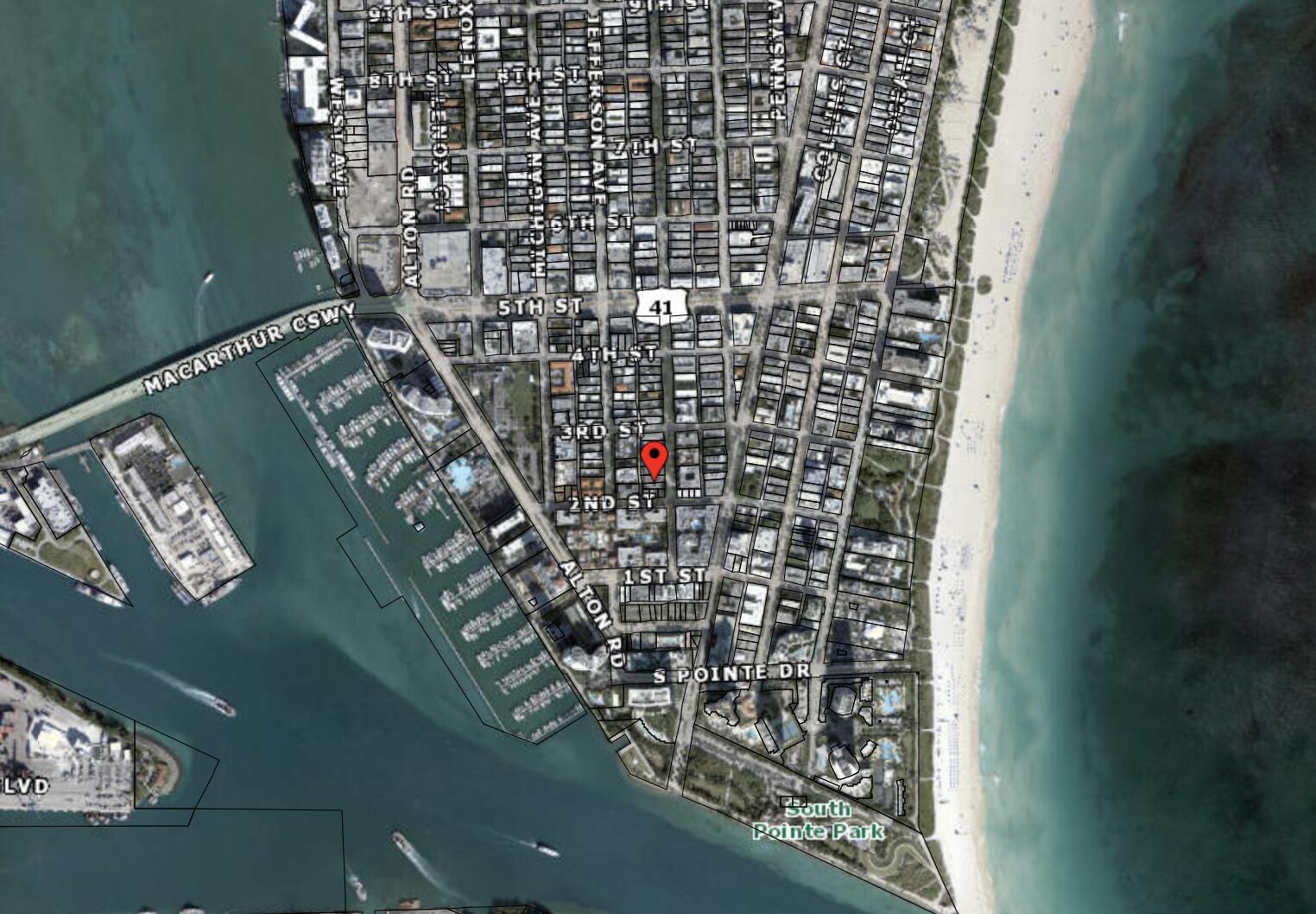 Home for sale in 220 Meridian Condo Miami Beach Florida