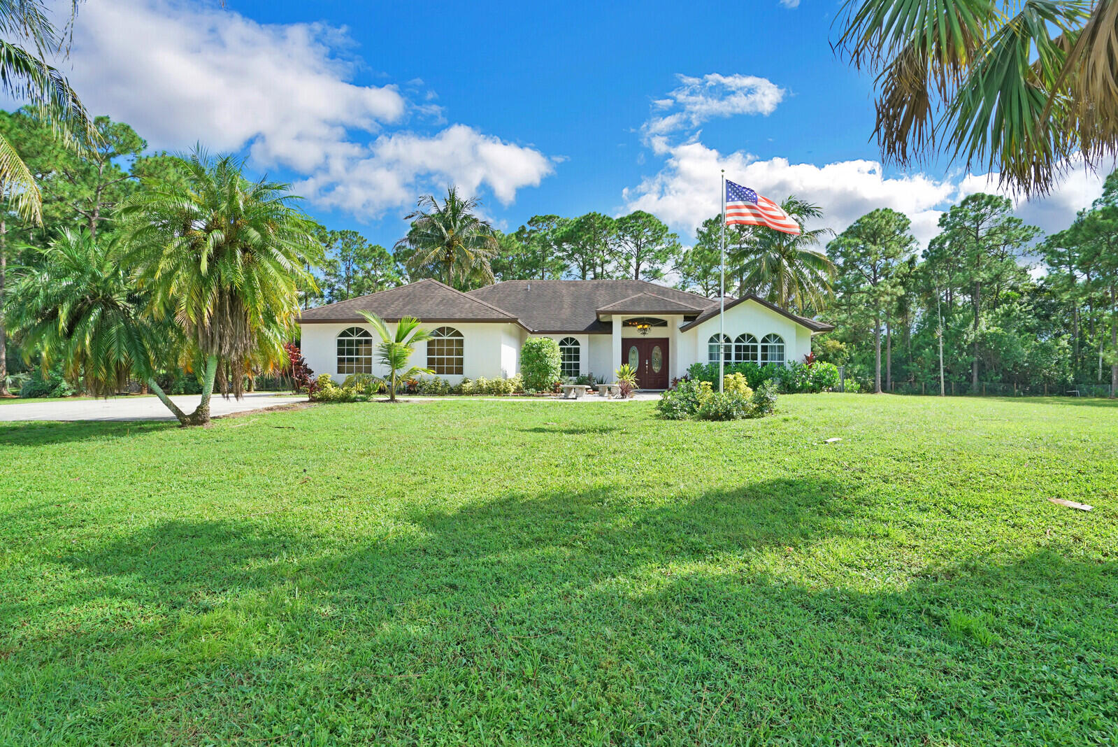 Home for sale in Loxahatchee   Unincorporated The Acreage Florida