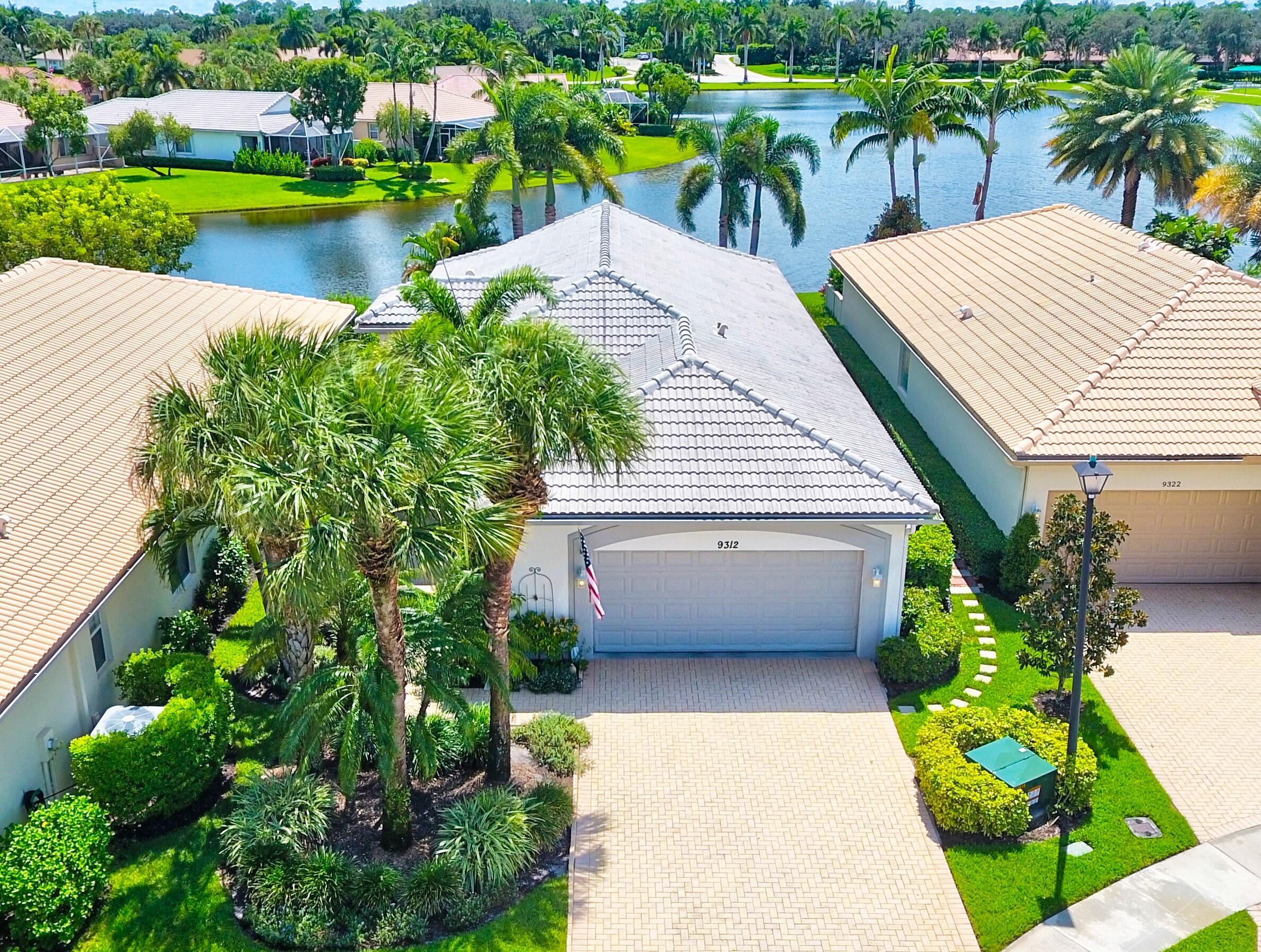 9312 Sapphire Cove Drive  West Palm Beach FL 33411