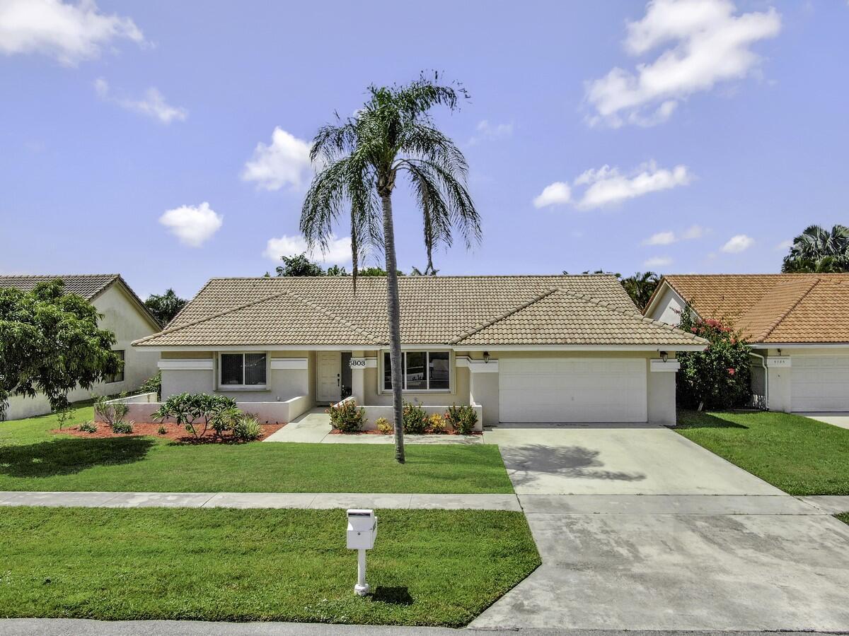 Home for sale in Sun Valley Boynton Beach Florida