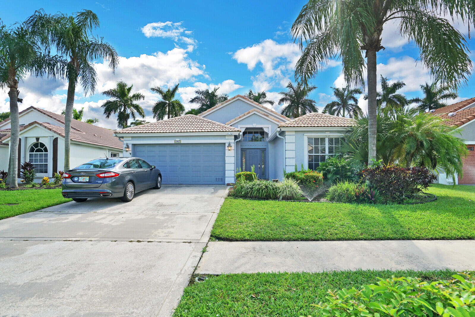 Home for sale in WELLINGTONS EDGE PAR 76 PH 1 Wellington Florida