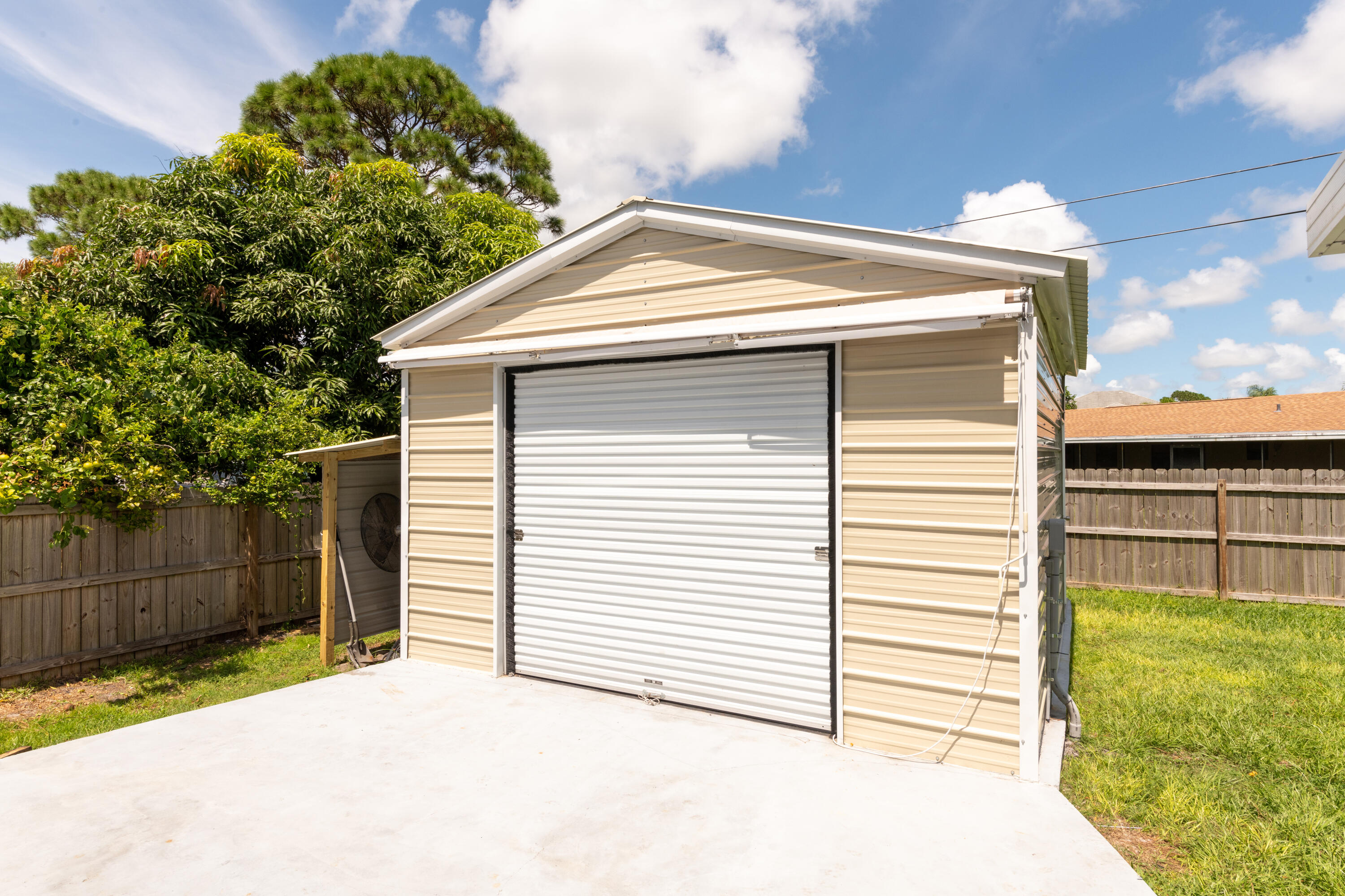 Air Condition Shed