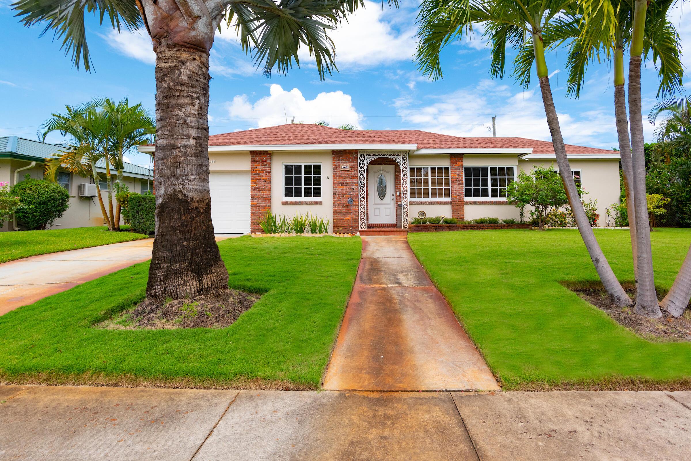 361 Franklin Road  West Palm Beach, FL 33405