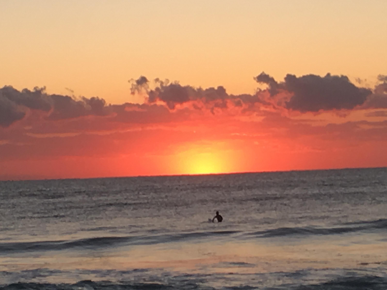 Briny Breezes morning sunrise