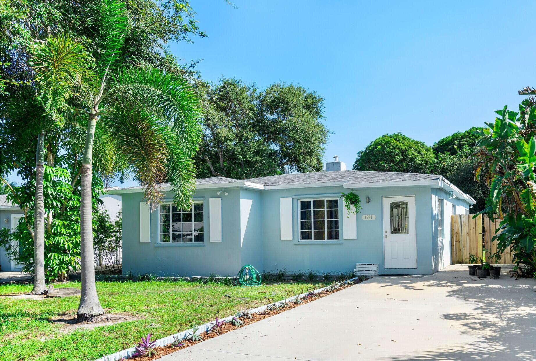 1521 16th Avenue Lake Worth, FL 33460