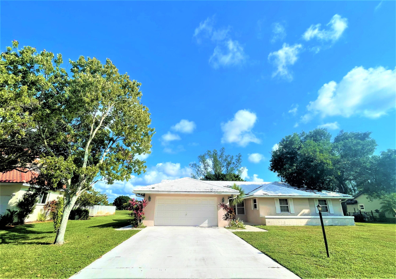 4669 Bucida Road  Boynton Beach FL 33436