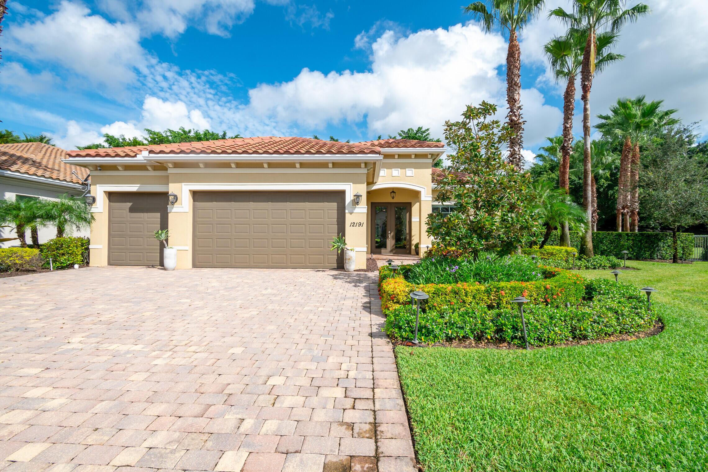 Home for sale in Palm Beach Polo Club Wellington Florida