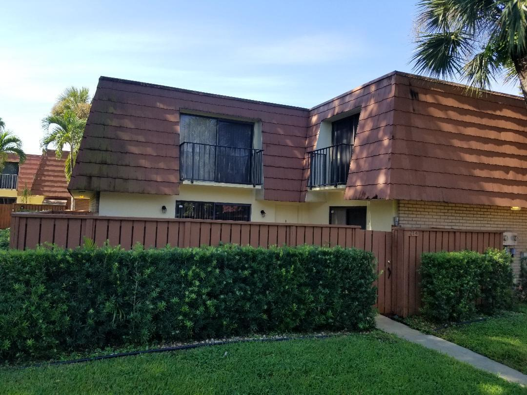 Home for sale in CHALET 4 1 Boynton Beach Florida