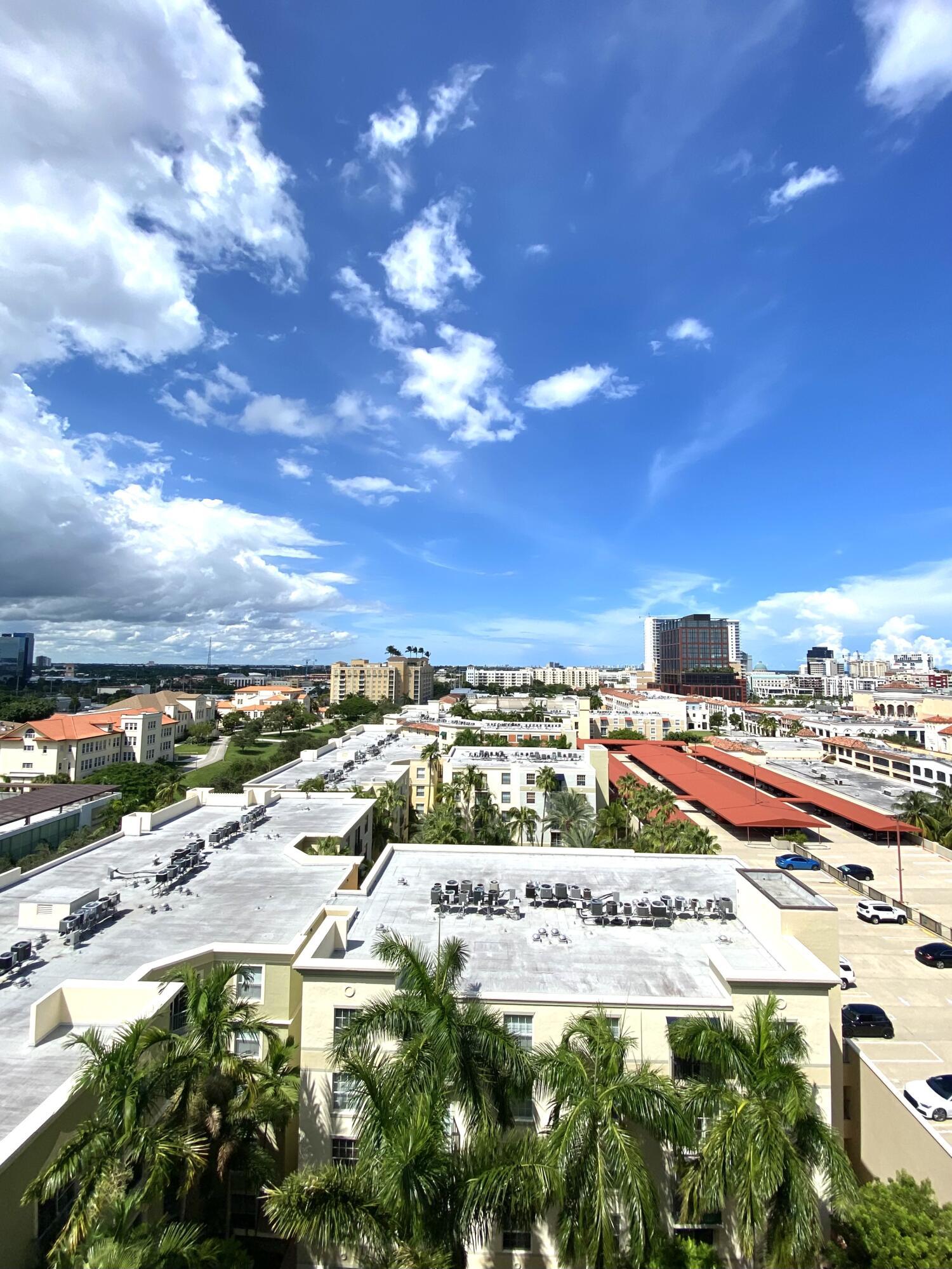 Balcony View City