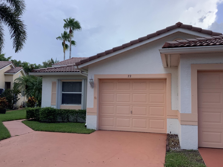 72 Sausalito Drive Boynton Beach, FL 33436