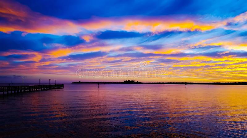 Sunset west Coast of Flroida