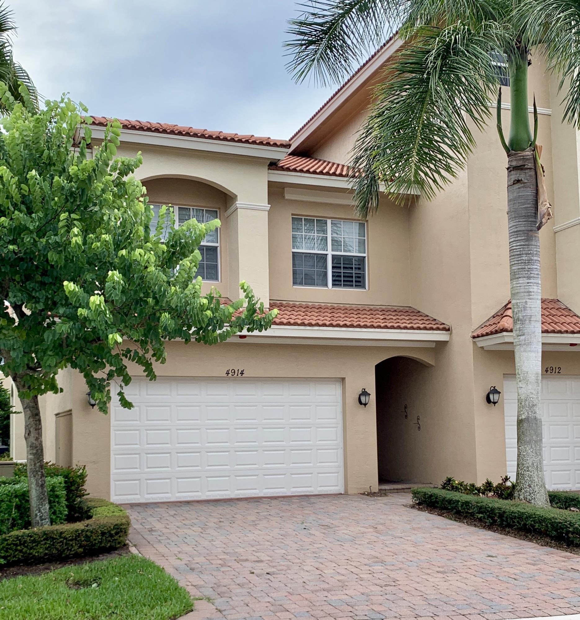 4914 Vine Cliff Way Palm Beach Gardens, FL 33418
