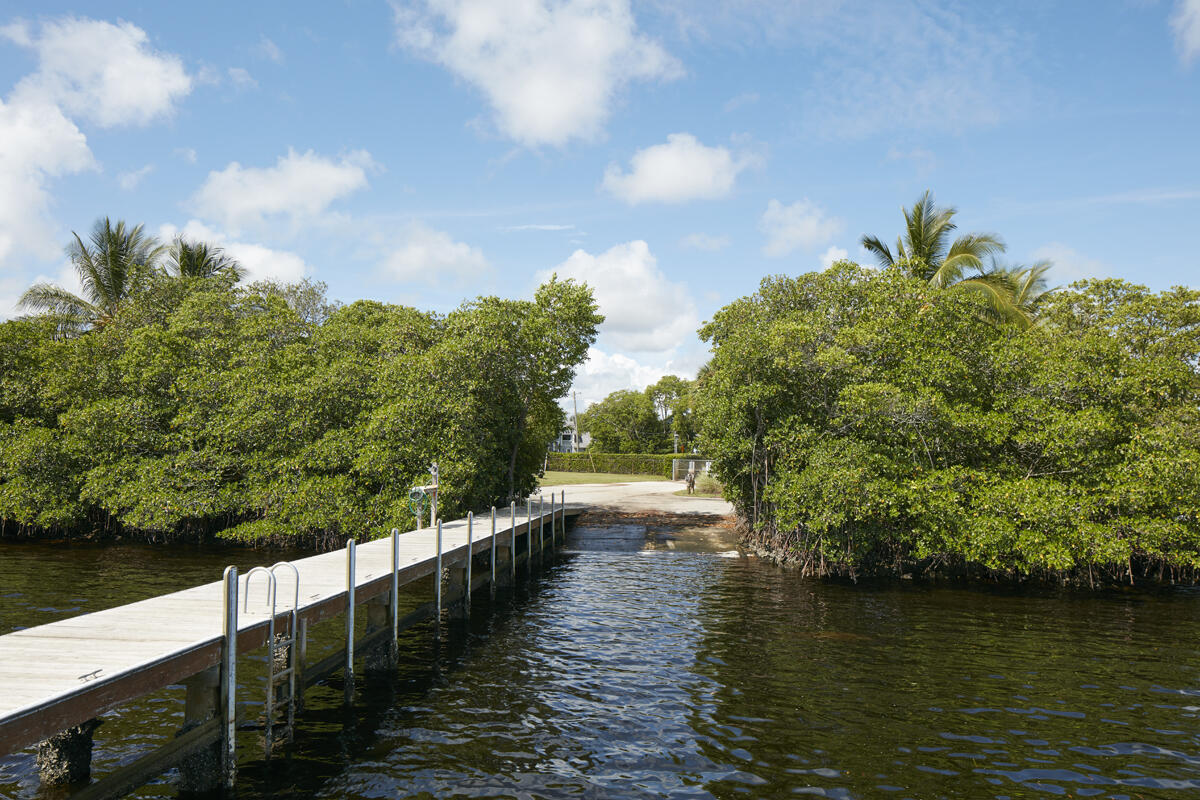 Private Dock/Ramp