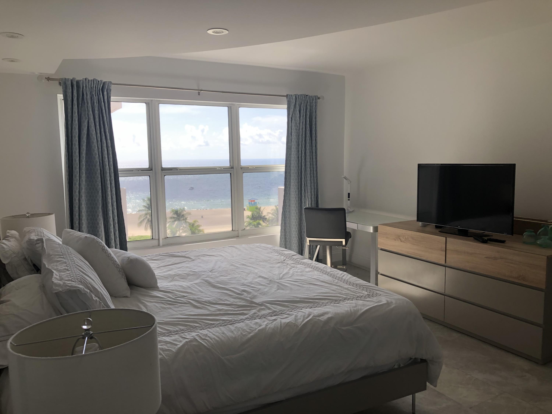 405 N Ocean 916 - Master Bedroom