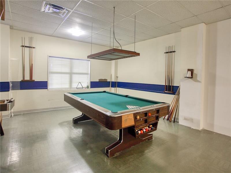 parliament -  billiard room