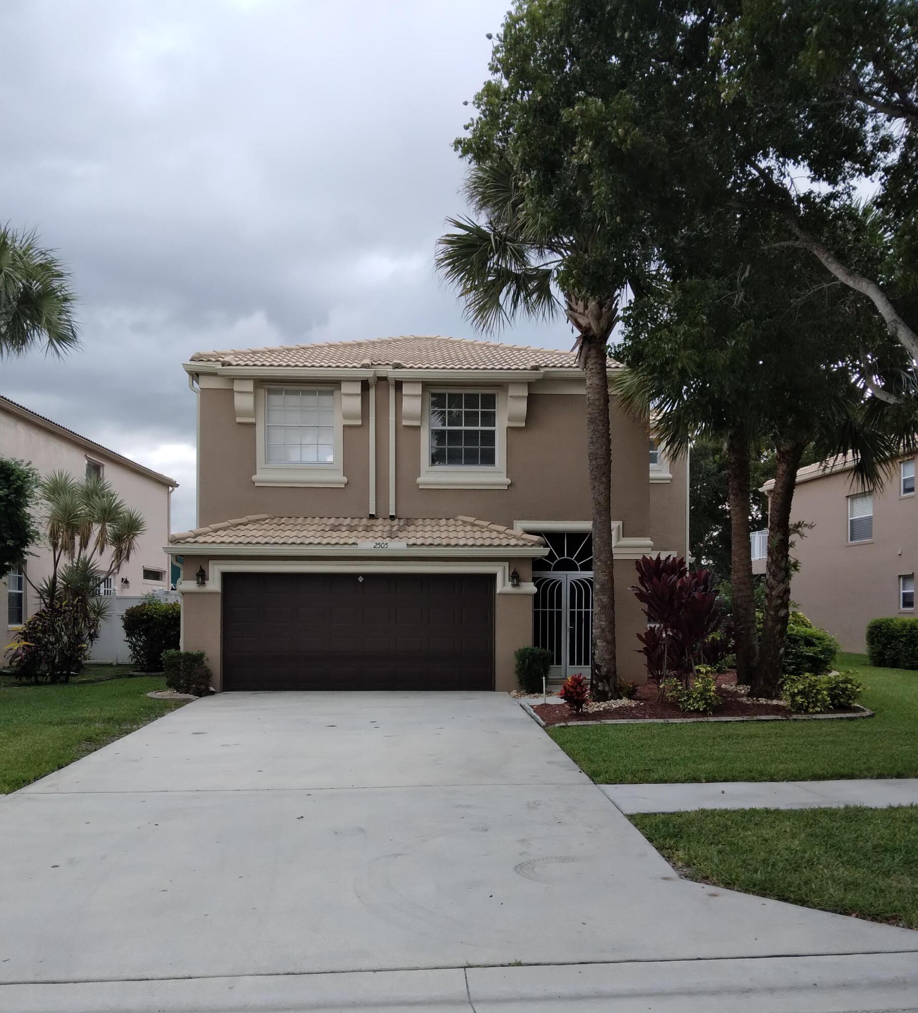 2505 Glendale Drive Royal Palm Beach, FL 33411