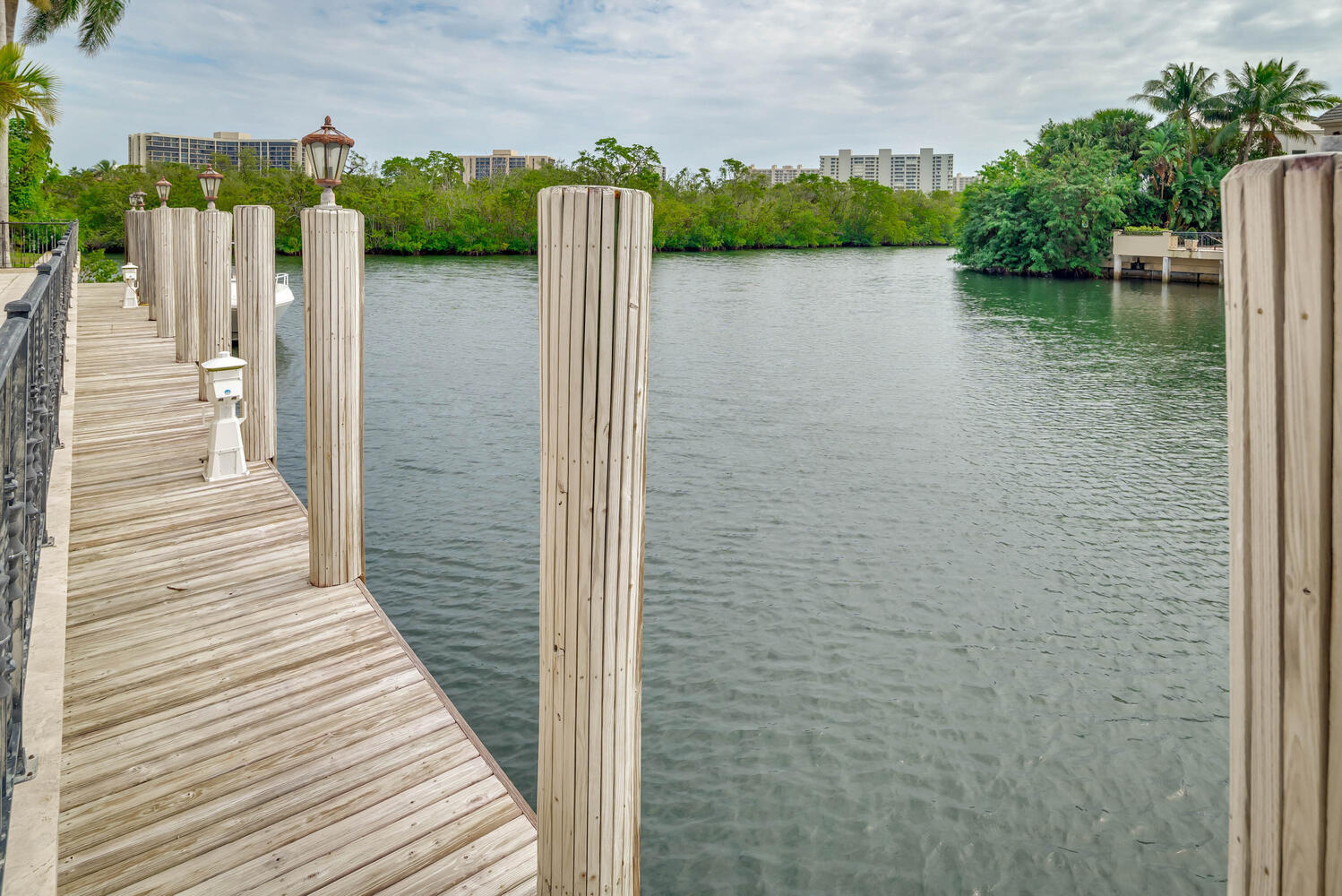 130 +/_Private Dock with Preserve View