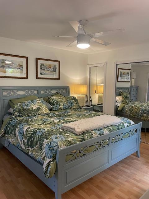 3-D bedroom