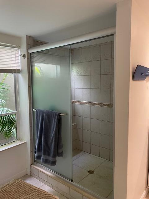 3-D Shower