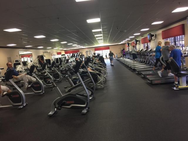 Century Village Exercise Room