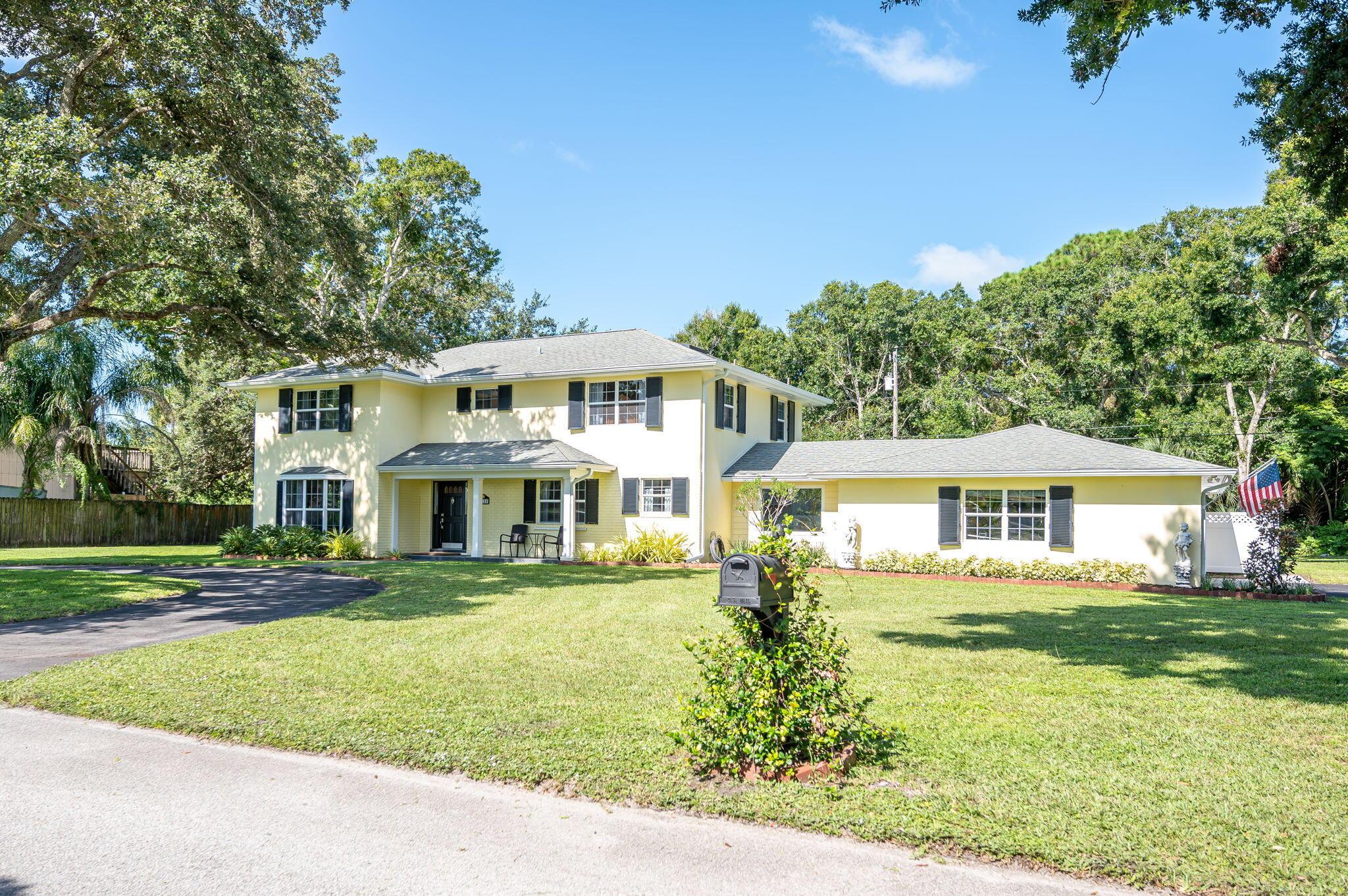 Home for sale in Silver Oak Estates Vero Beach Florida
