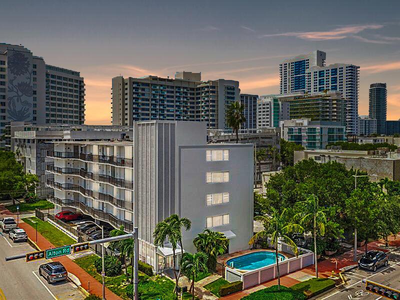 Home for sale in 1100 ALTON ROAD CONDO APTS INC Miami Beach Florida