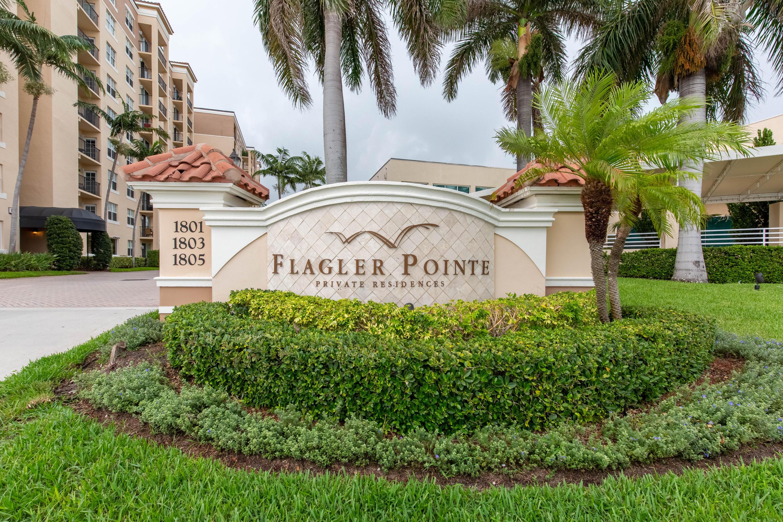 1801 N Flagler Drive 602 For Sale 10747761, FL