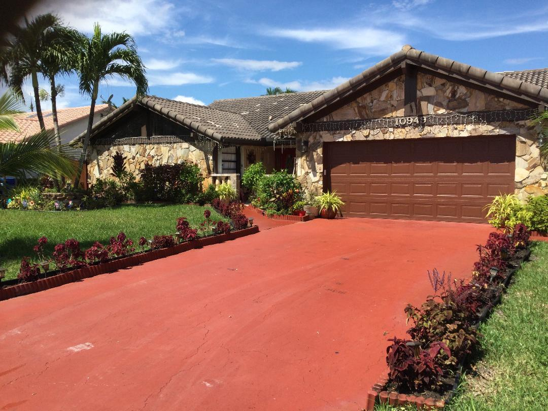 Coral Springs Front