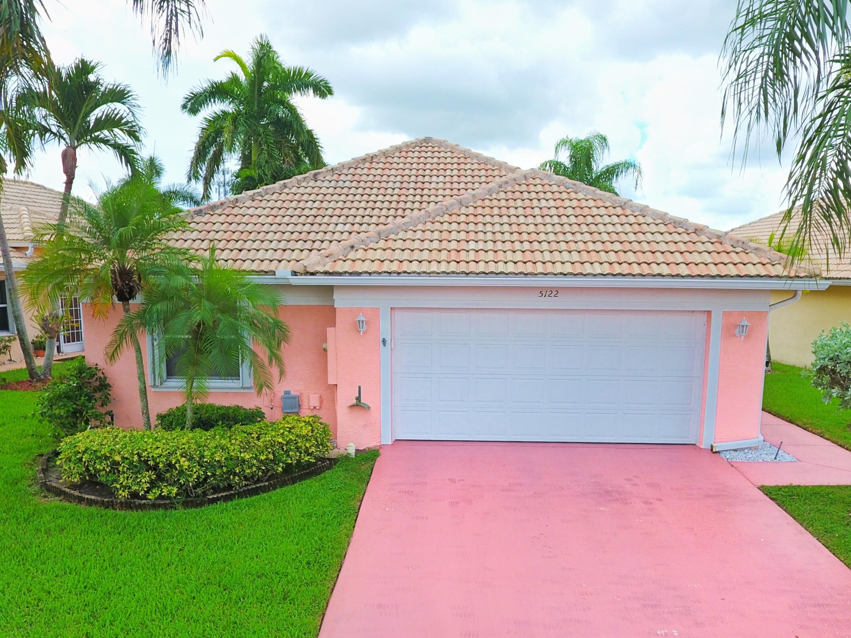 5122 Marla Drive Boynton Beach, FL 33436