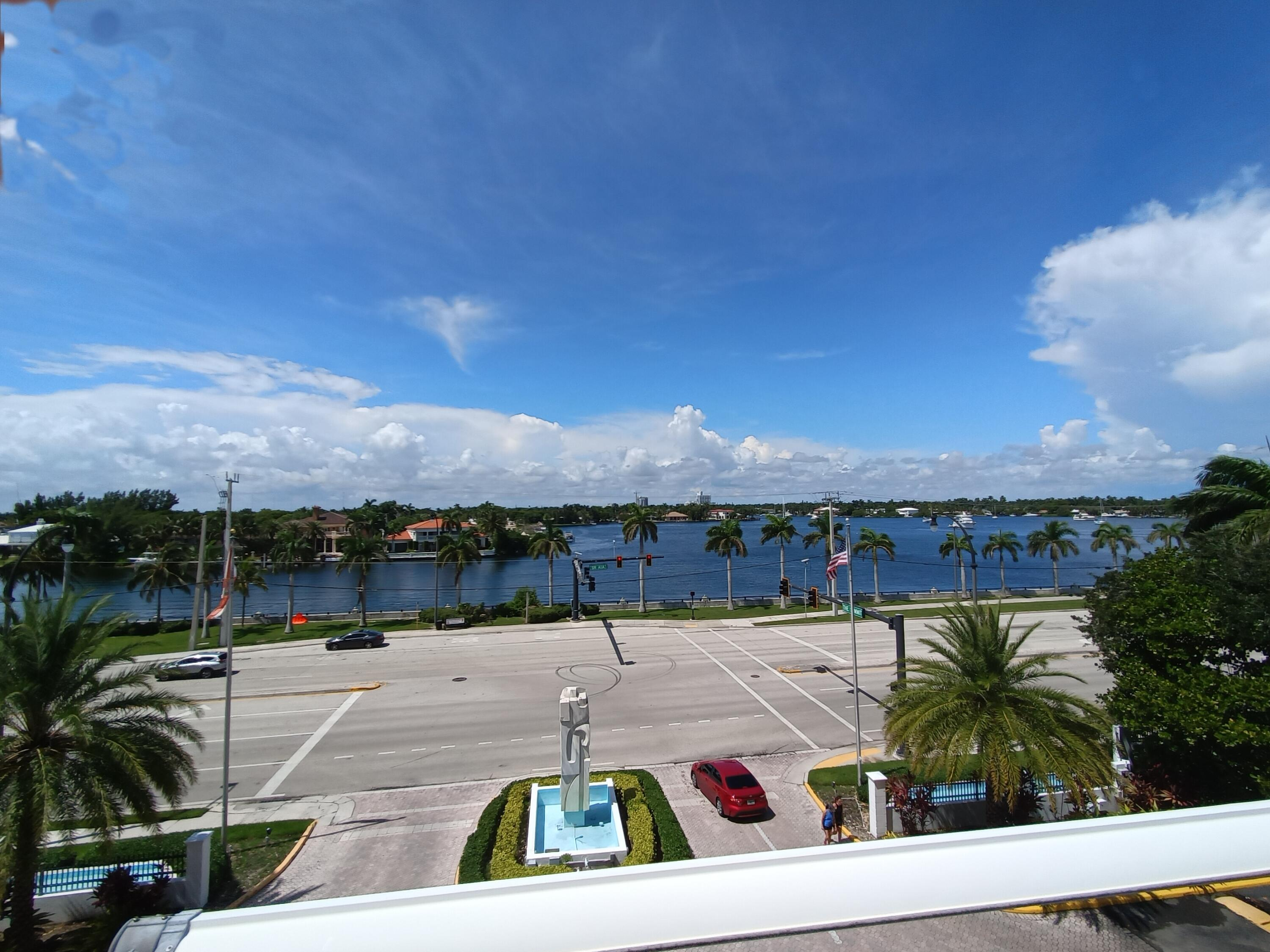 Intracoastal View from Pool Deck