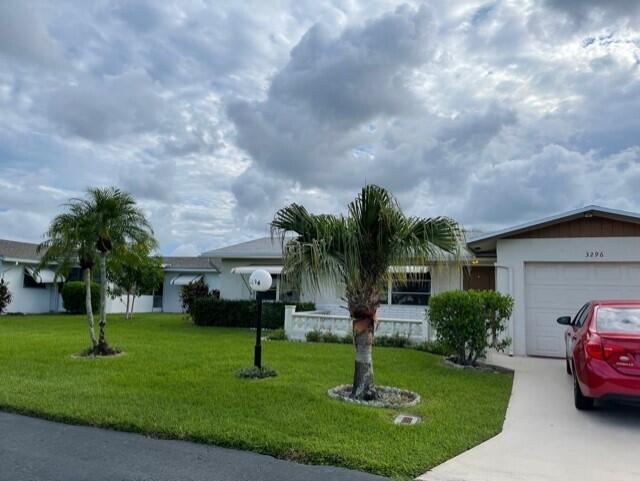 3296 Avignion West Palm Beach FL 33417