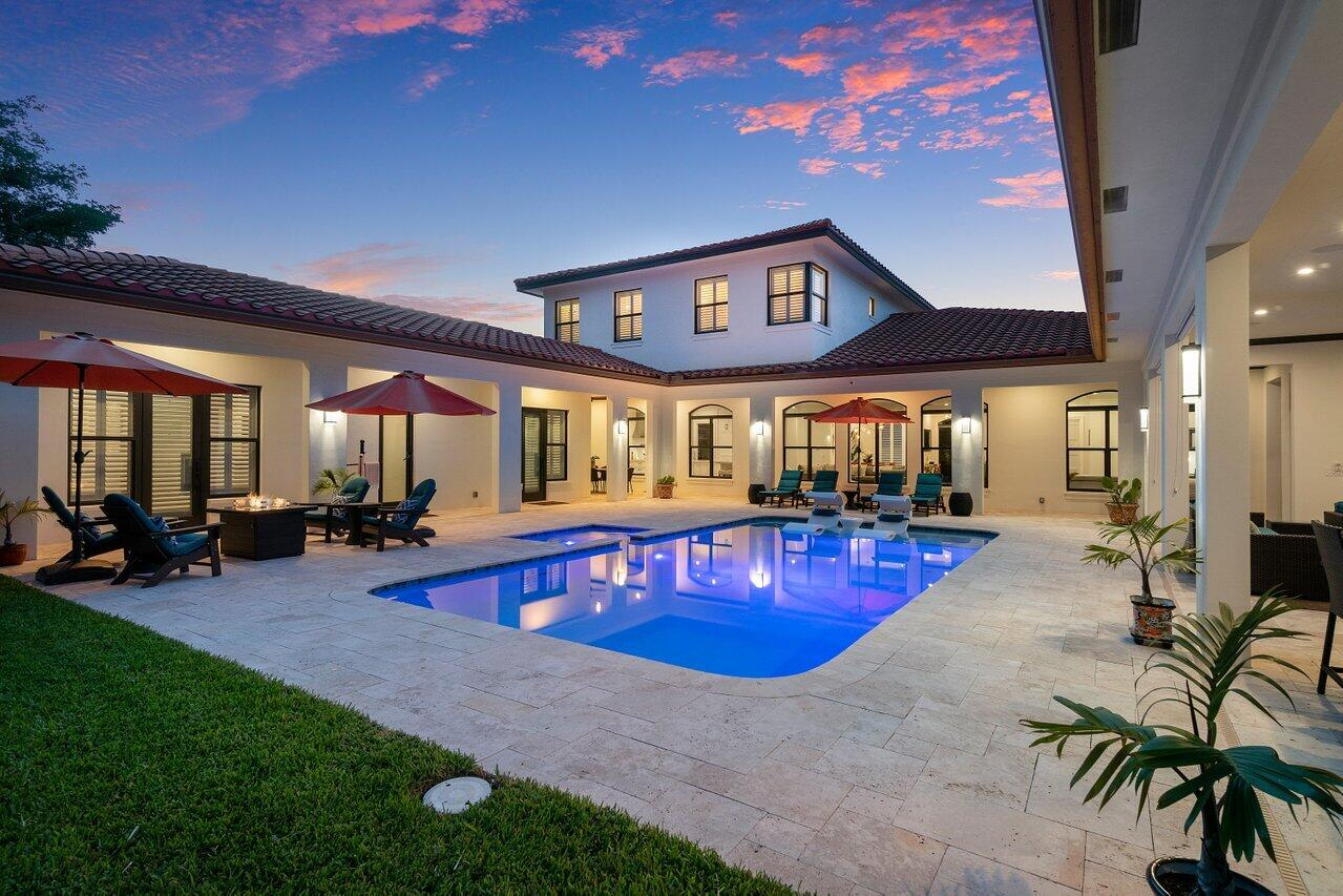 Home for sale in PLACE AU SOLEIL Gulf Stream Florida