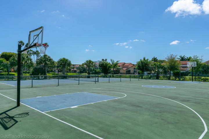 The Colony Basketball tennis