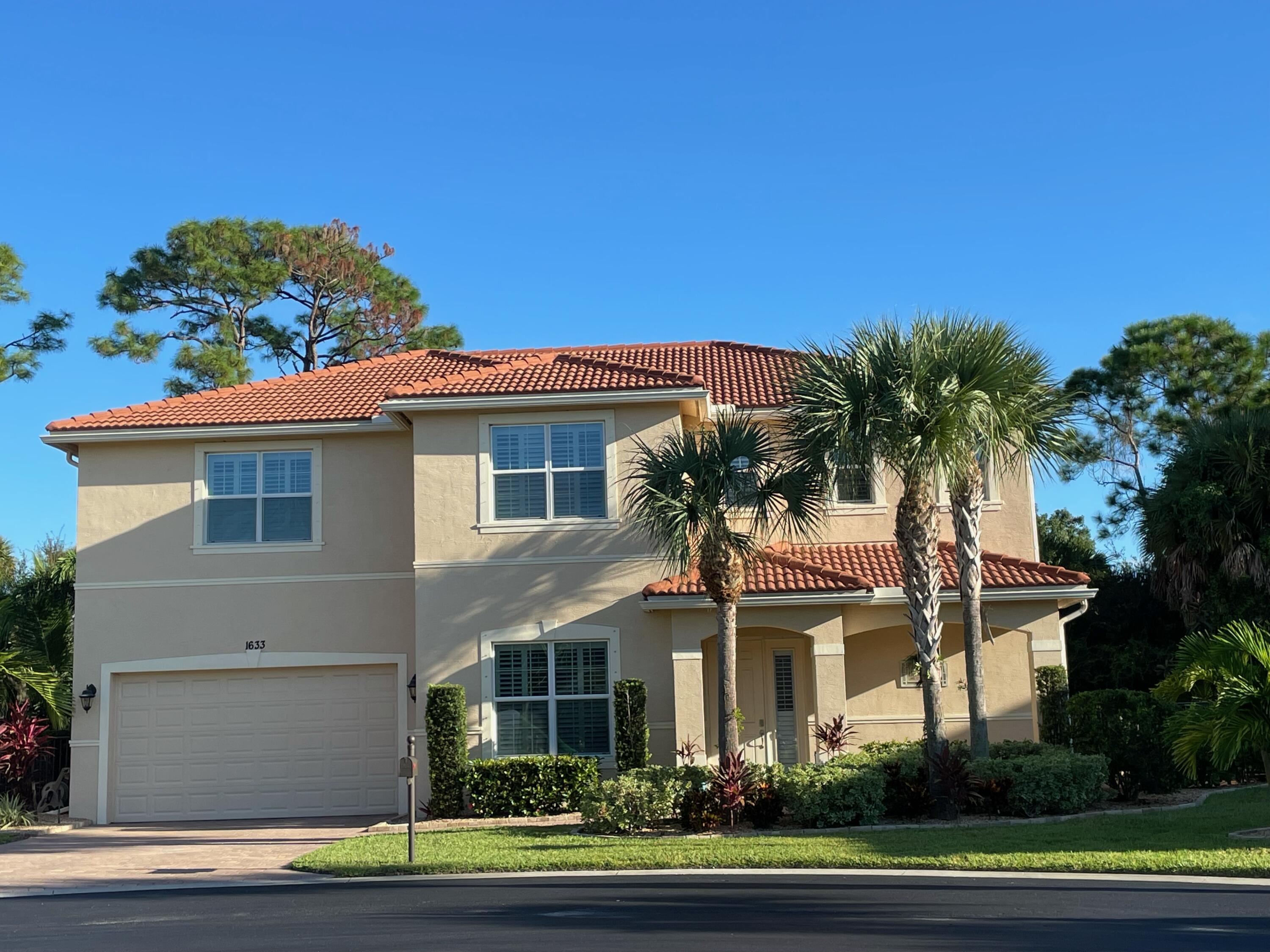 Home for sale in Creekside Palm City Florida
