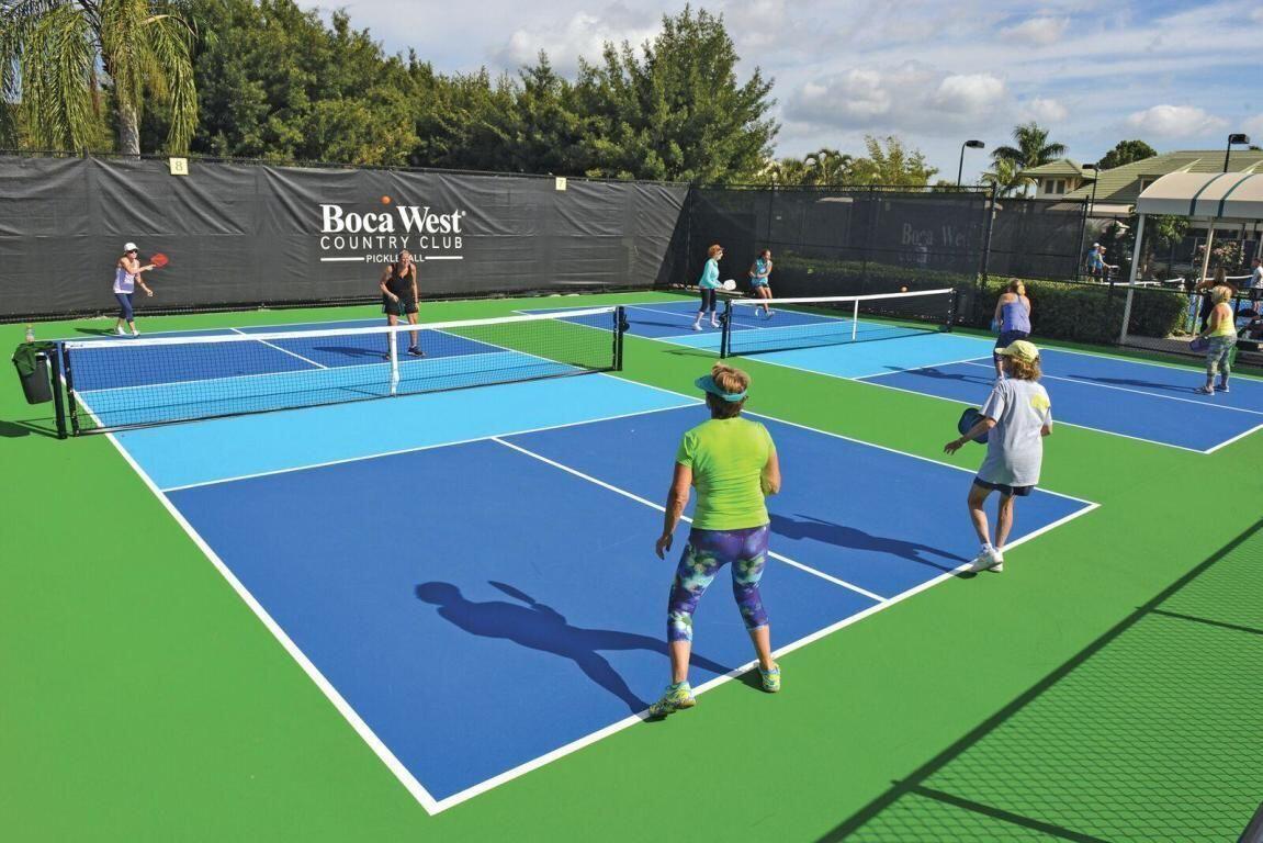 Boca West - Tennis