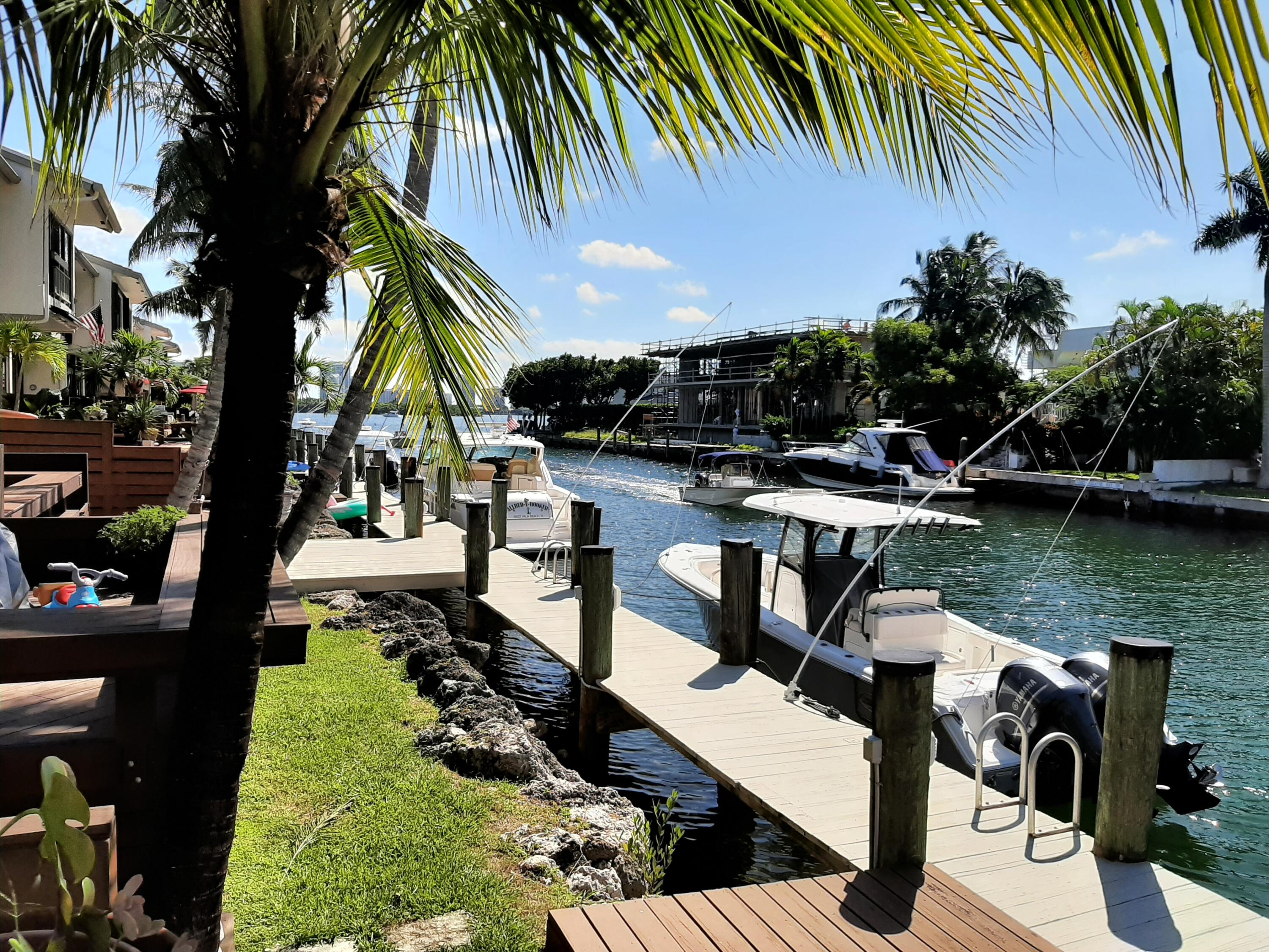 Home for sale in Hidden Cove Townhouses North Miami Florida