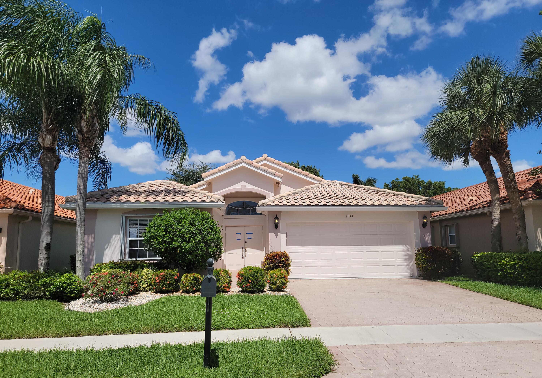 7213 Treviso Lane  Boynton Beach, FL 33472
