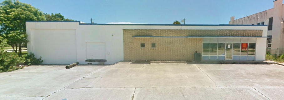 Warehouse Front View