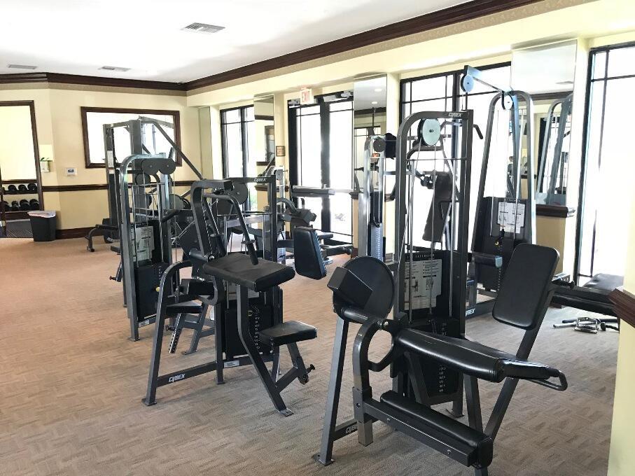 San Matera-gym