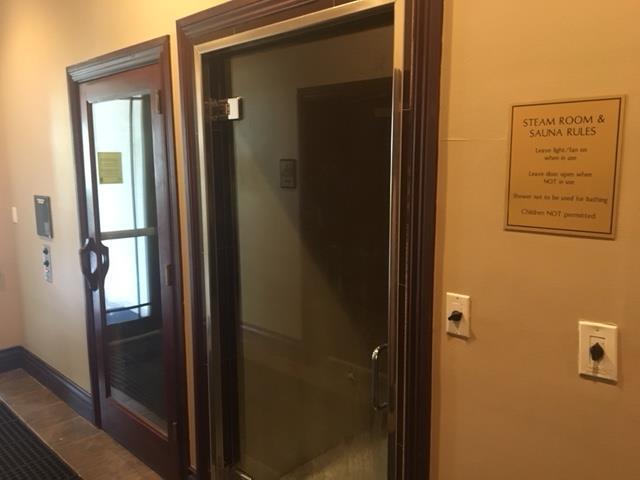 SM-steam & sauna room